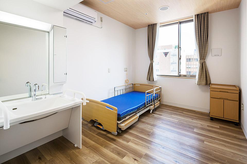 ユニット型個室